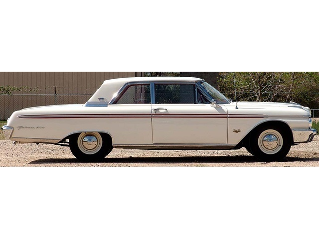 1962 Ford Galaxie 500 with High Performance 406 - Photo 4 - Houston, TX 77041