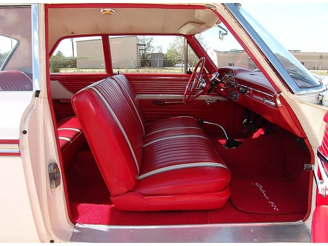 1962 Ford Galaxie 500 with High Performance 406 - Photo 24 - , TX 77041
