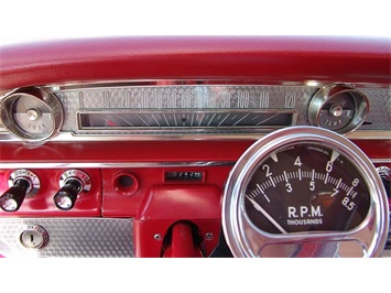 1962 Ford Galaxie 500 with High Performance 406 - Photo 26 - , TX 77041