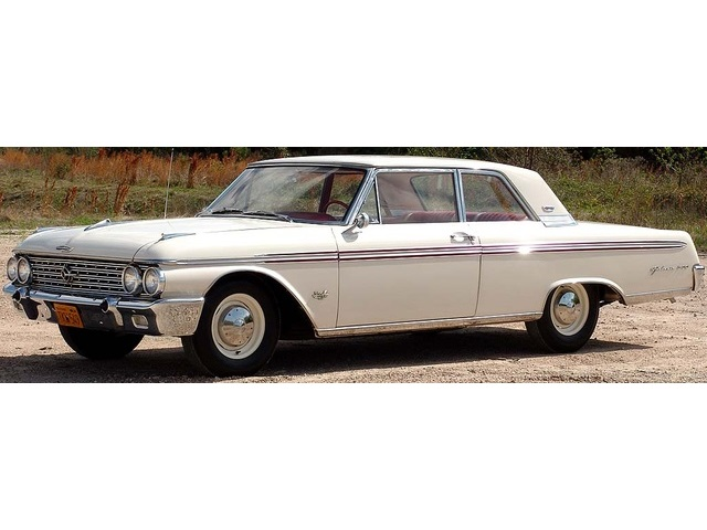 1962 Ford Galaxie 500 with High Performance 406 - Photo 2 - , TX 77041