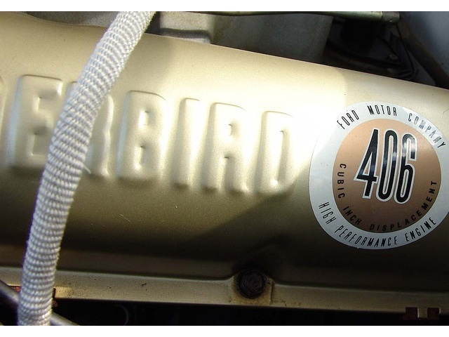 1962 Ford Galaxie 500 with High Performance 406 - Photo 34 - , TX 77041