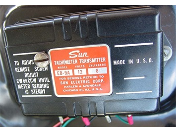 1962 Ford Galaxie 500 with High Performance 406 - Photo 35 - , TX 77041