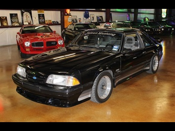 1987 Ford Mustang Saleen #45 Hatchback