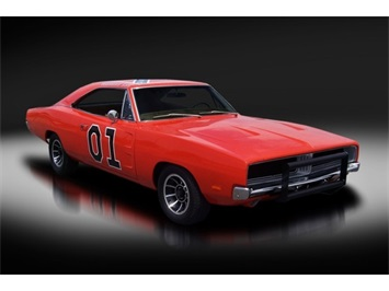 1969 Dodge Charger General Lee Replica Coupe