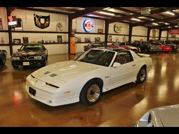 1989 Pontiac Firebird Trans Am Turbo 20th Anniversary Hatchback