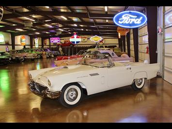 1957 Ford Thunderbird Soft Top Convertible Convertible