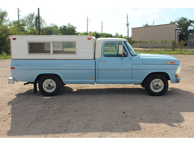 1971 Ford F-100 Long Bed - Photo 4 - Houston, TX 77041