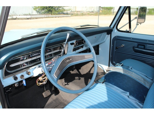 1971 Ford F-100 Long Bed - Photo 30 - Houston, TX 77041