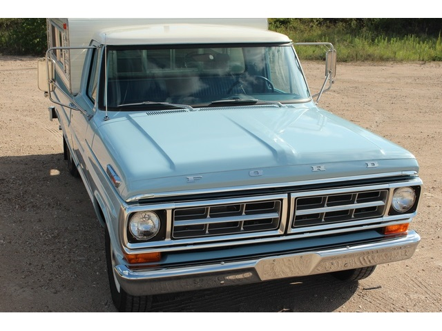 1971 Ford F-100 Long Bed - Photo 12 - Houston, TX 77041