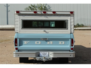 1971 Ford F-100 Long Bed - Photo 6 - , TX 77041