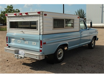 1971 Ford F-100 Long Bed - Photo 5 - , TX 77041