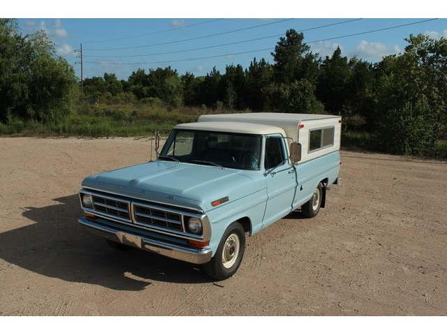 1971 Ford F-100 Long Bed - Photo 15 - Houston, TX 77041