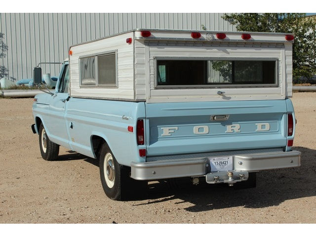 1971 Ford F-100 Long Bed - Photo 7 - Houston, TX 77041