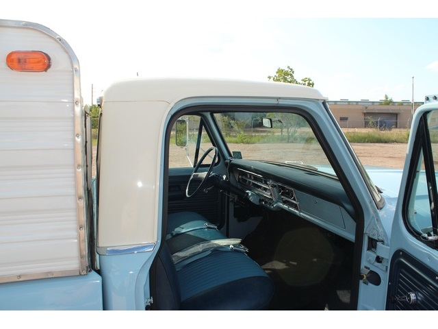1971 Ford F-100 Long Bed - Photo 40 - Houston, TX 77041