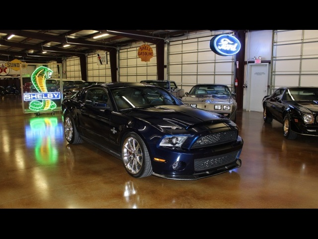 2010 Ford Mustang GT 500 Shelby Super Snake - Photo 6 - , TX 77041