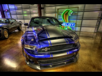 2010 Ford Mustang Super Snake Coupe