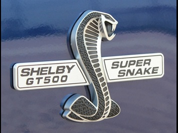 2010 Ford Mustang GT 500 Shelby Super Snake - Photo 44 - , TX 77041