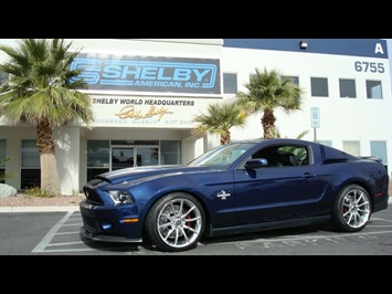 2010 Ford Mustang GT 500 Shelby Super Snake - Photo 5 - , TX 77041