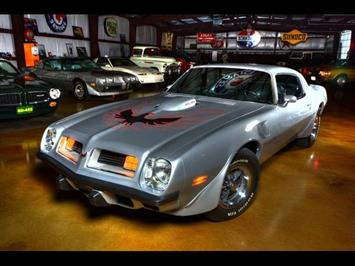 1975 Pontiac Trans Am 455 HO Coupe