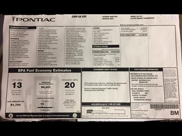 2009 Pontiac G8 GXP SLP Firehawk Transformer - Photo 39 - , TX 77041