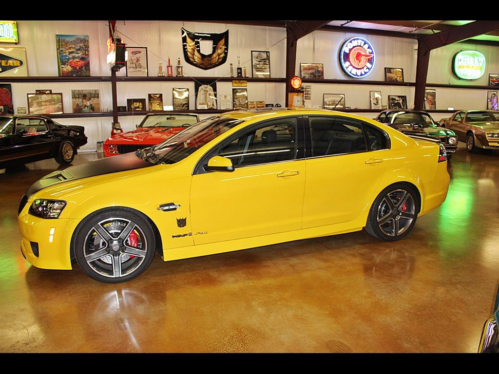 2009 Pontiac G8 GXP SLP Firehawk Transformer - Photo 3 - , TX 77041