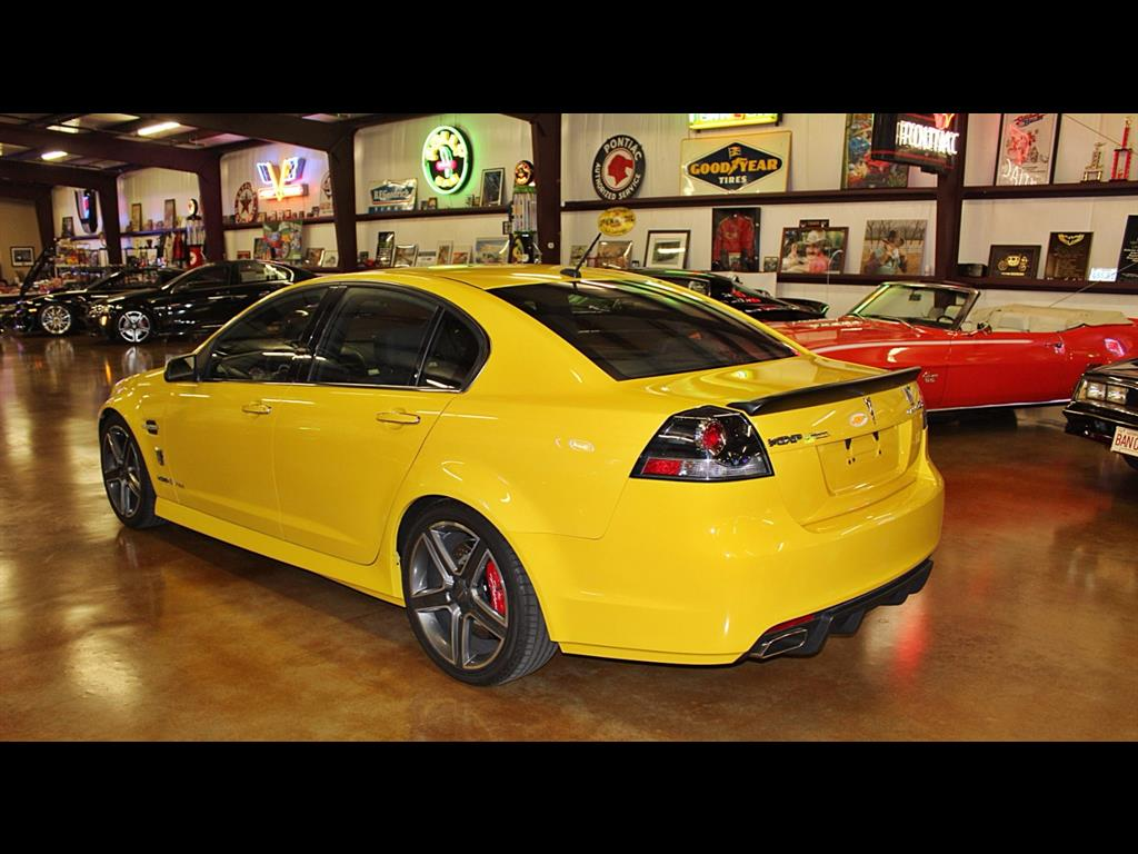 2009 Pontiac G8 GXP SLP Firehawk Transformer - Photo 4 - , TX 77041