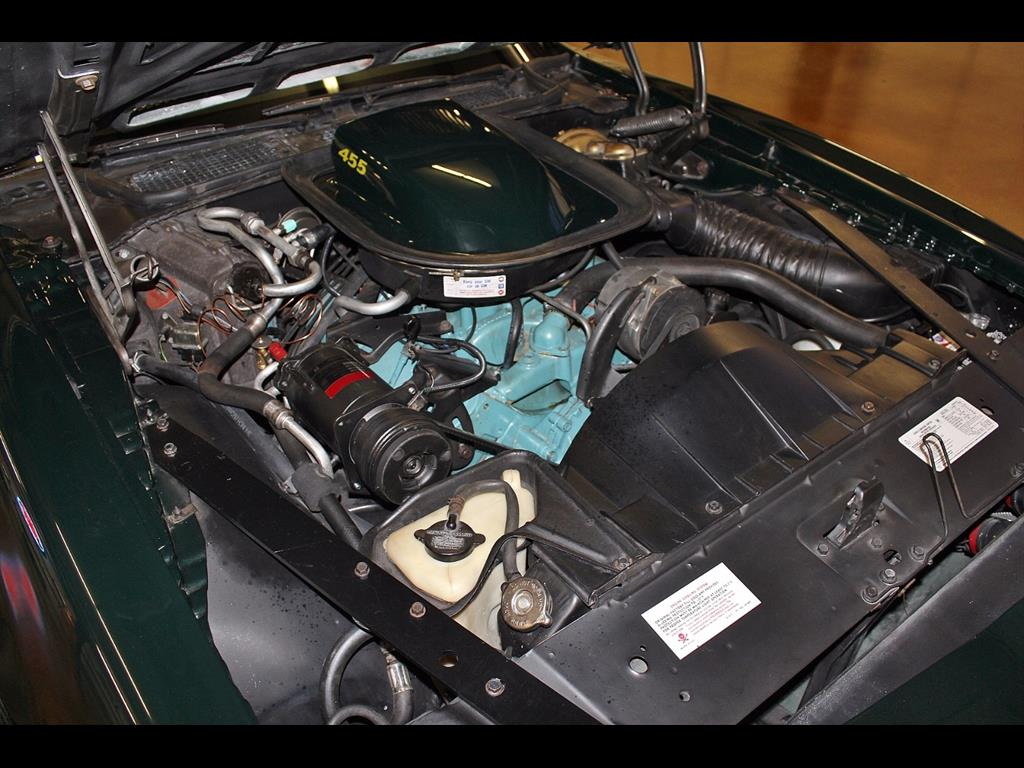 1973 Pontiac Trans Am 455 - Photo 24 - , TX 77041
