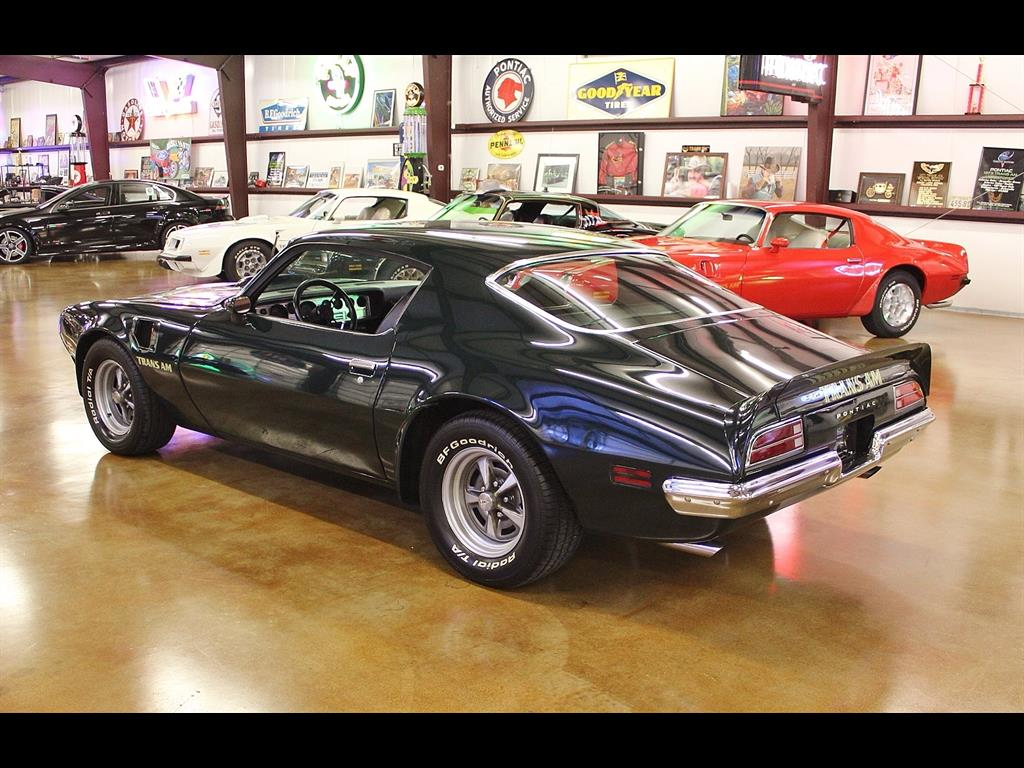 1973 Pontiac Trans Am 455 - Photo 3 - , TX 77041