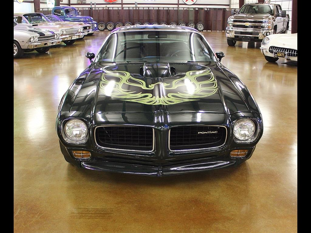 1973 Pontiac Trans Am 455 - Photo 7 - , TX 77041
