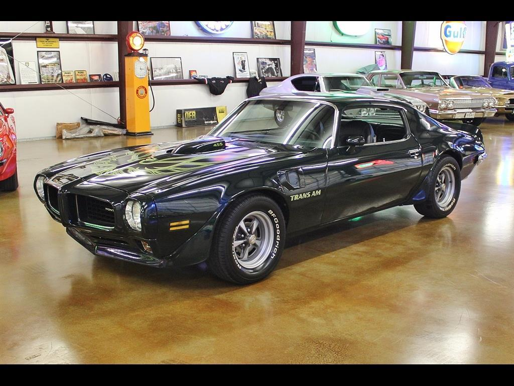 1973 Pontiac Trans Am 455 - Photo 1 - , TX 77041