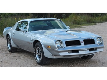 1976 Pontiac Trans Am 455 HO Coupe