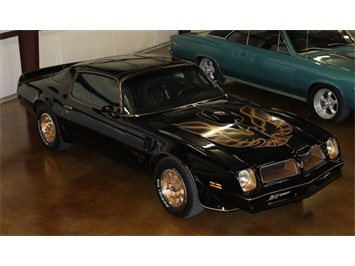 1976 Pontiac Trans Am 50th Anniversary 1 of 110 Made Coupe