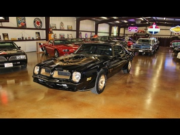 1976 Pontiac Trans Am Y82 50th Anniv. 1 of 533 Built Coupe