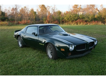 1973 Pontiac Trans Am SD455 Coupe