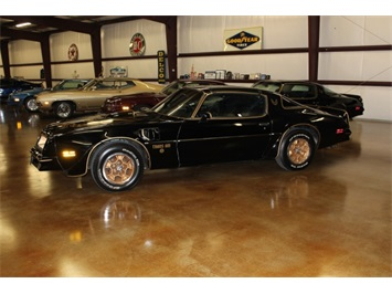 1976 Pontiac Trans Am 50th Anniversary S.E. 1 of 110 Coupe