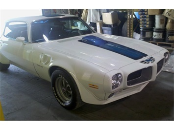 1970 Pontiac Trans Am Ram Air III Coupe