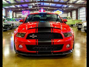 2012 Ford Mustang Shelby GT500 Super Snake Coupe
