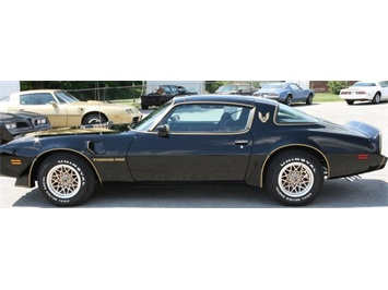 1979 Pontiac Trans Am 4-Speed SE Coupe