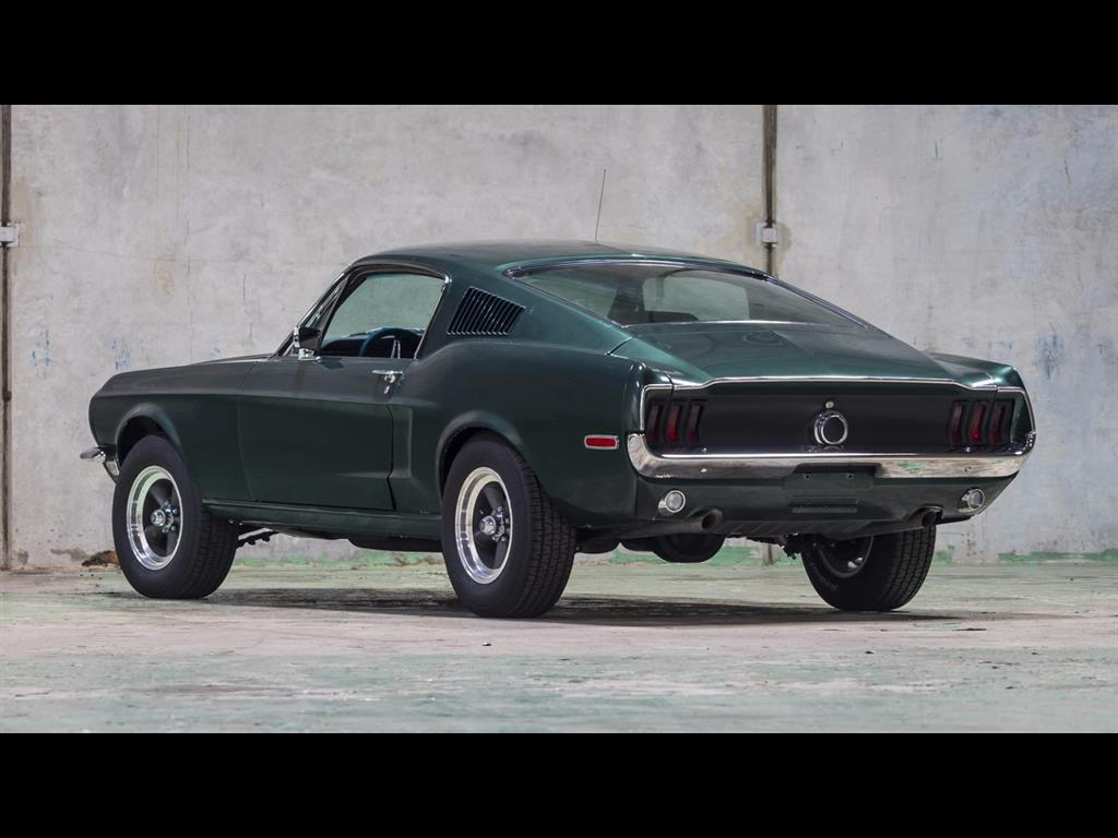 "1968 Ford Mustang  ""S "" Code Bullitt Tribute - Photo 4 - , TX 77041"