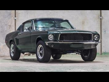 "1968 Ford Mustang  ""S "" Code Bullitt Tribute - Photo 24 - , TX 77041"