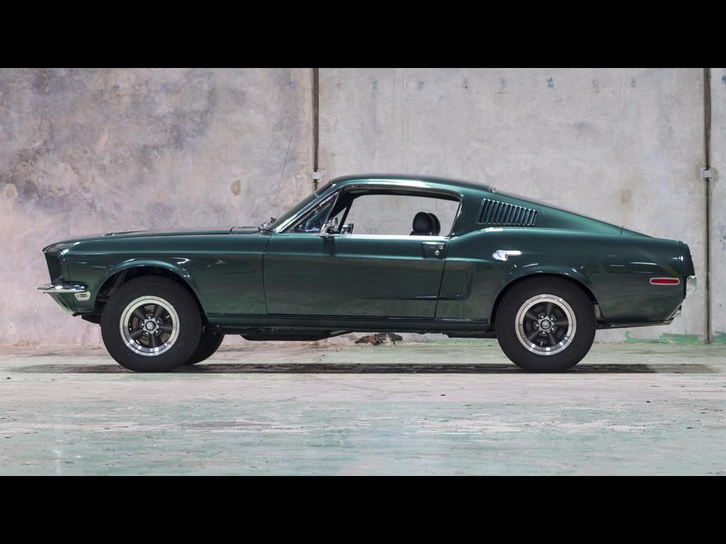 "1968 Ford Mustang  ""S "" Code Bullitt Tribute - Photo 3 - , TX 77041"