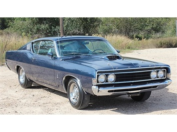 1969 Ford Torino Cobra 428 CJ Coupe
