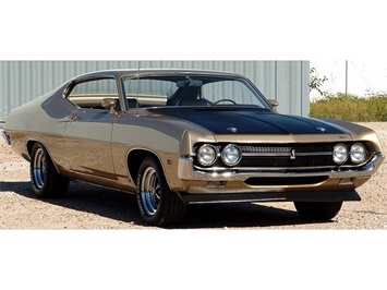 1970 Ford Torino Cobra Sportsroof Coupe