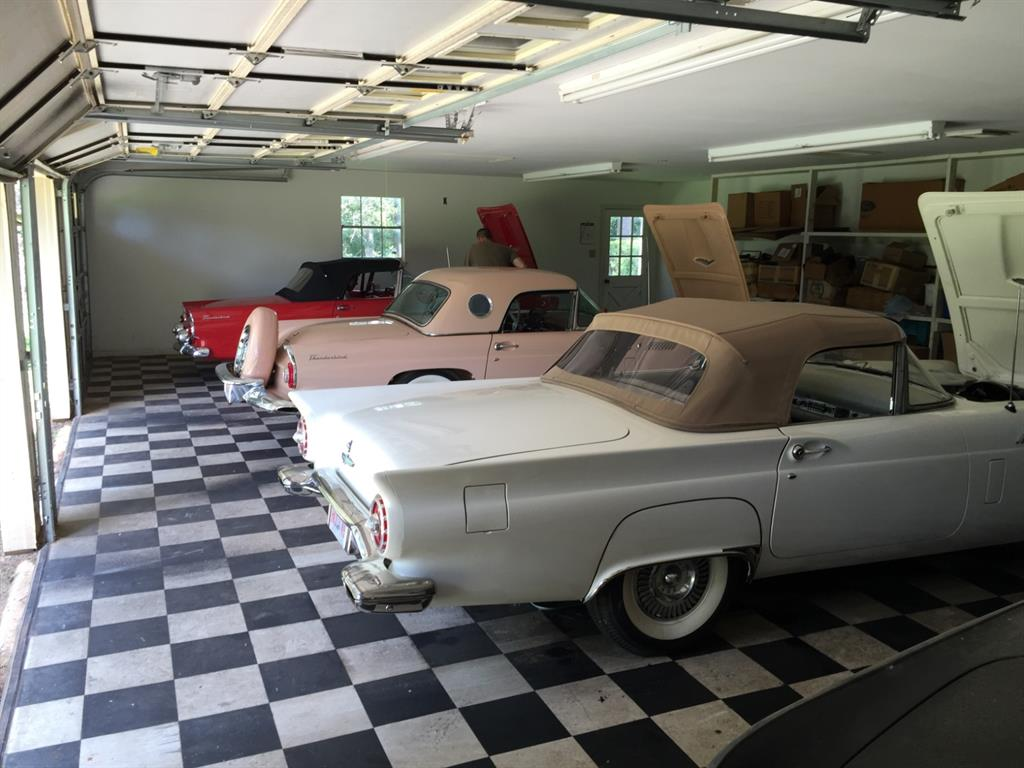 1956 Ford Thunderbird Hardtop and Tonneau Cover - Photo 42 - , TX 77041