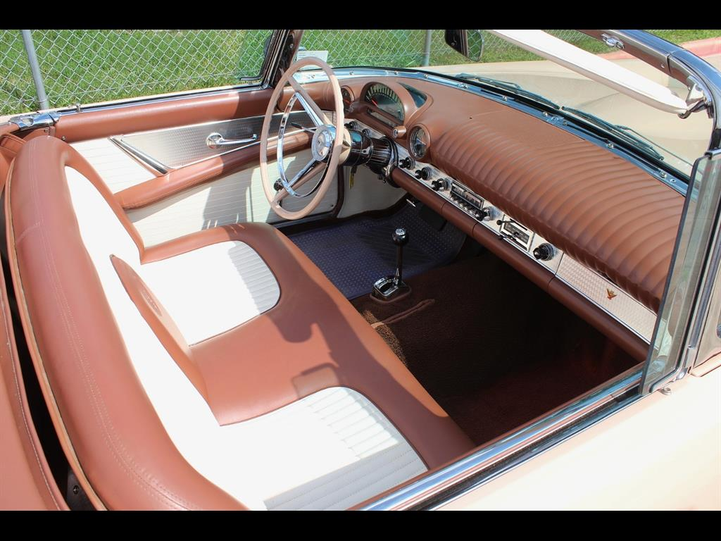 1956 Ford Thunderbird Hardtop and Tonneau Cover - Photo 36 - , TX 77041