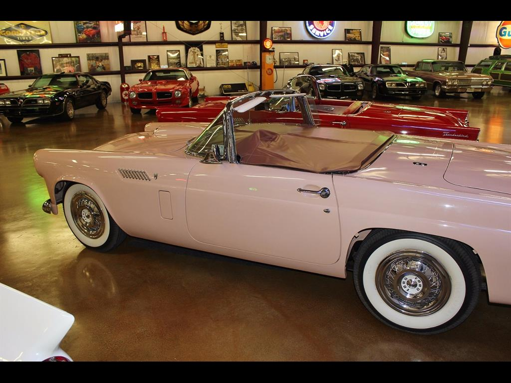 1956 Ford Thunderbird Hardtop and Tonneau Cover - Photo 33 - , TX 77041