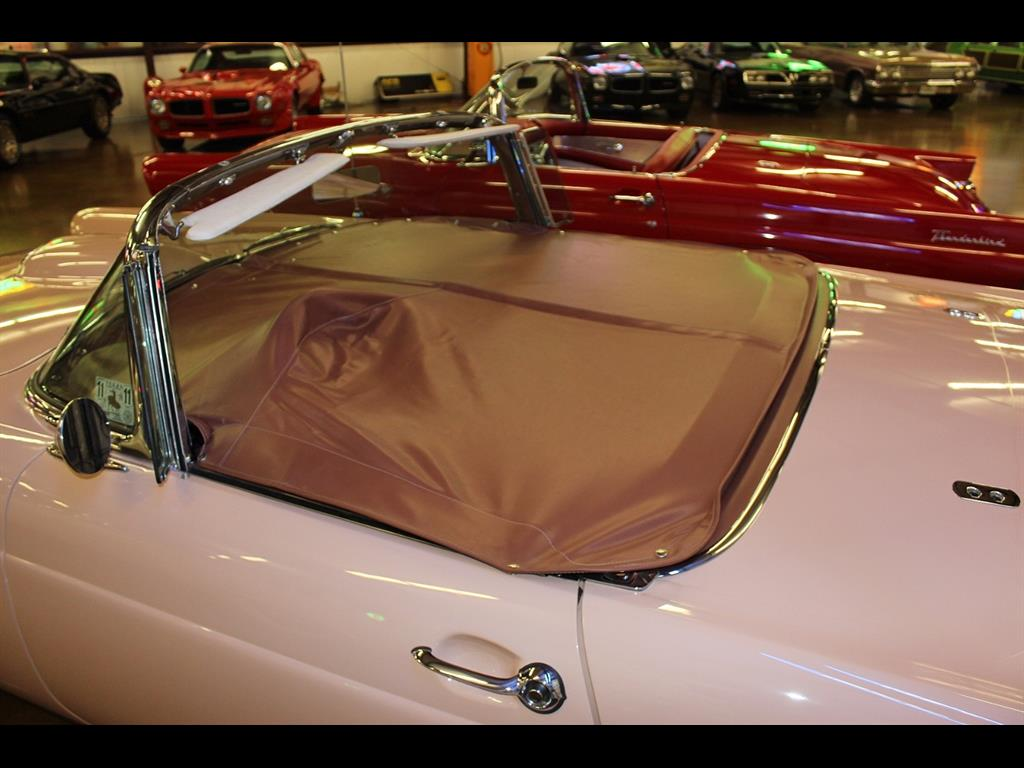 1956 Ford Thunderbird Hardtop and Tonneau Cover - Photo 34 - , TX 77041