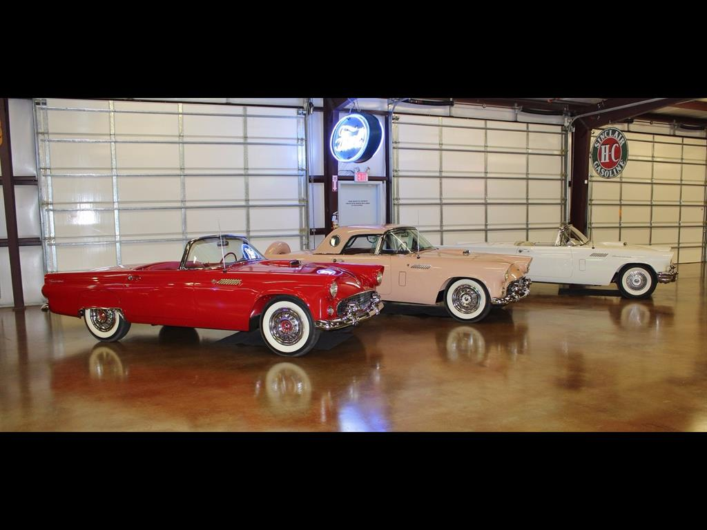 1956 Ford Thunderbird Hardtop and Tonneau Cover - Photo 50 - , TX 77041