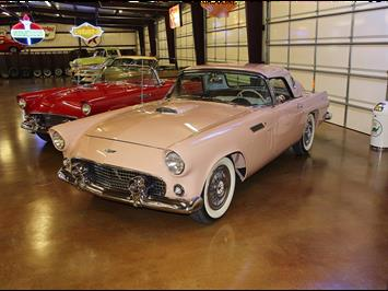 1956 Ford Thunderbird Hardtop and Tonneau Cover - Photo 2 - , TX 77041