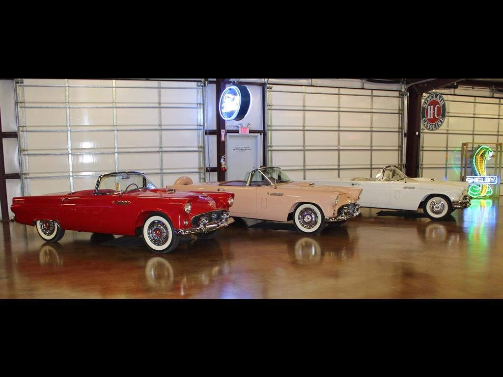 1956 Ford Thunderbird Hardtop and Tonneau Cover - Photo 49 - , TX 77041